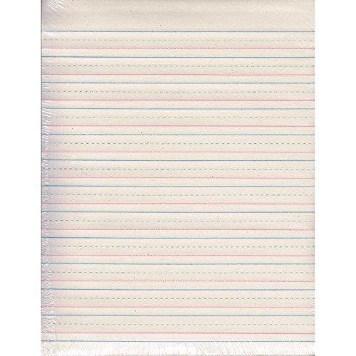 PACON CORPORATION ZANER-BLOSER BROKEN MIDLINE PAPERS (Set of 12)