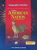 American Nation, Holt, Rinehart and Winston Staff, 0030653967