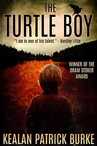 book cover of The Turtle Boy
