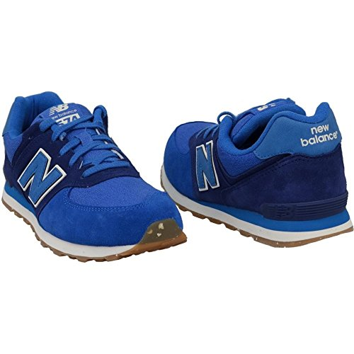 blue KL KL574ESG Schuhe blue 39 light 574 New Balance blau marine qUZF0w