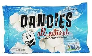 Dandies - All Natural Vegan Marshmallows - 10 oz. (283g)