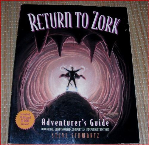 Return to Zork Adventurer's Guide (Secrets of the Games Series)