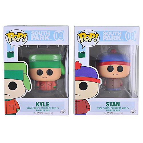 Price comparison product image Funko South Park - Stan/Kyle N/A Unisex Kids Collectible Figure