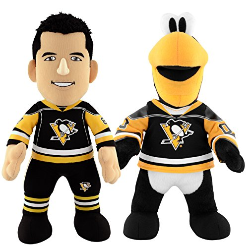 Duo Penguin (Bleacher Creatures Penguins Dynamic Duo: Crosby(Gen.2) and Iceburgh (10% Savings!))