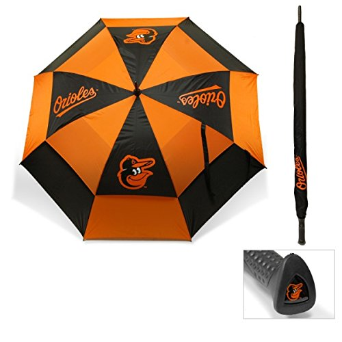 Team Golf MLB Baltimore Orioles Golf Umbrella (Nylon Golf Umbrella)