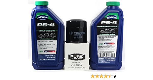 K/&N Oil Filter for 2000-2002 Polaris Trail Boss 325 2x4