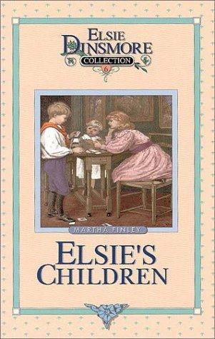 book cover of Elsie\'s Children