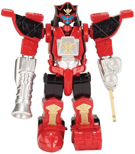 Deluxe Armor Pack - Power Rangers Super Megaforce - Deluxe Legendary Zord Armor Ranger