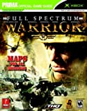 img - for Full Spectrum Warrior (Prima Official Game Guide for the XBOX) book / textbook / text book