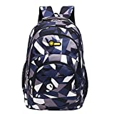 Crazy Promotion!!!HYIRI Women's Backpack School Camouflage Printing Backpack Students Bags