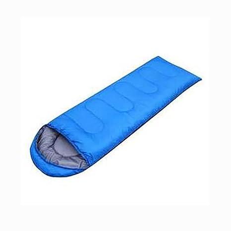 MIAO Saco de dormir - Al aire libre Camping Cotton Envelope Adultos Sacos de dormir (
