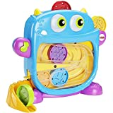 Monstro Labirinto Divertido Fisher Price, Mattel, Azul