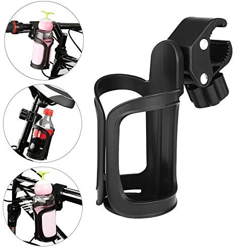 360 Degree Rotation Cup Holder Drink Bottle Cage For Bike Bicycle Baby Stroller