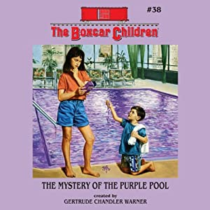 The Mystery of the Purple Pool Audiobook