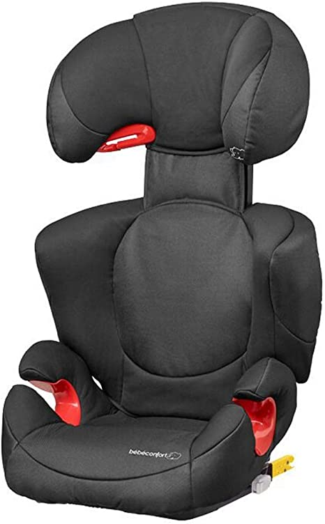Bébé Confort, Silla de coche grupo 3, negro (Night Black): Amazon ...