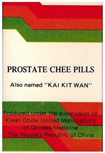 (Prostate Chee Pills (Kai Kit Wan) 90)