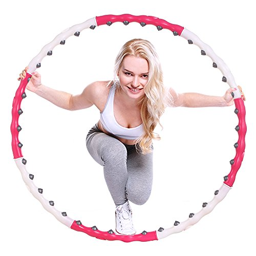 ancheer-fitness-hula-hoop-12kg-265lb-exercise-hula-with-40-massage-magnet-balls