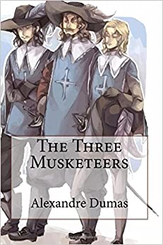 Book The Three Musketeers