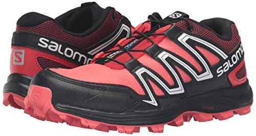 Punch Infrarouge Salomon Runner Noir Corail Trail W Femmes Speedtrak x6q4A6YH