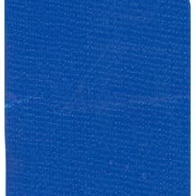 Oil Cloth Solid Blue Fabric By The Yard
