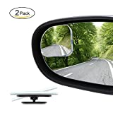 Blind Spots Mirror, SASUM Pack of 2, 2