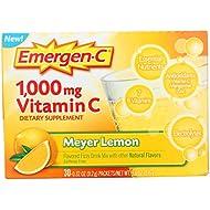 Emergen-C Original Vitamin C Drink, Meyer Lemon, 30 Count