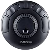 Contour ShuttleXpress Input Device,Black