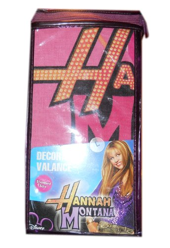 Disney Hannah Montana Decorative Valance, 84