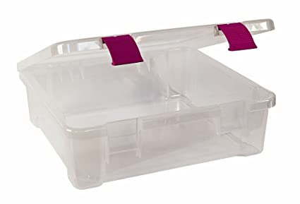 Amazoncom Creative Options File Tub Scrapbooking Storage Box Arts