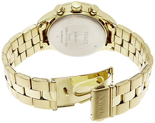 Amazon.com: Timex Ameritus White Dial Stainless Steel Ladies Watch T2P058: Timex: Watches