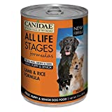 Canidae All Life Stages Dog Wet Food Made With Lamb & Rice, 13 Oz (12 Pack)