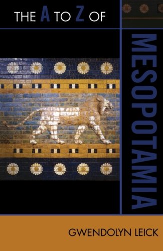 The A to Z of Mesopotamia (The A to Z Guide Series)