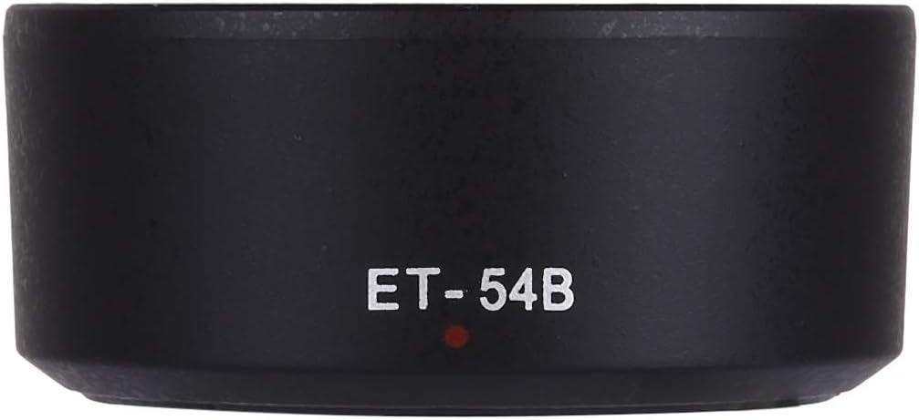 HEGGWEI ET54-B Lens Hood Shade for Canon EF-M 55-200mm STM Lens yangj