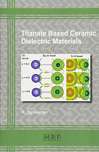 Titanate Based Ceramic Dielectric Materials (Materials Research Foundations)