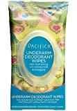 PACIFICA Coconut Milk & Pineapple Deodorant Wipes 5.6oz, pack of 1