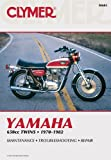 Yamaha 650cc Twins, 1970-1982, Clymer Publications Staff, 0892872330