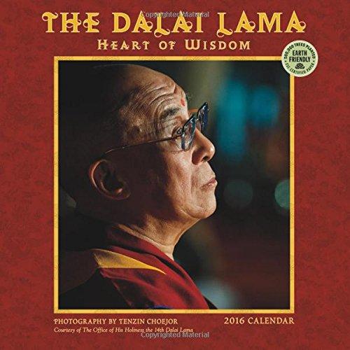 The Dalai Lama 2016 Wall Calendar