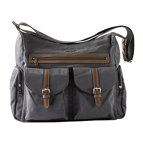 Little Unicorn Rambler Satchel - Grey ()