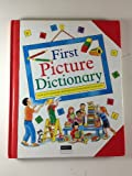 First Picture Dictionary, J. Salt, 1856985075