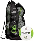 Gill 54104 Upper 90 Soccer Balls Bag, Size 4, set of 10