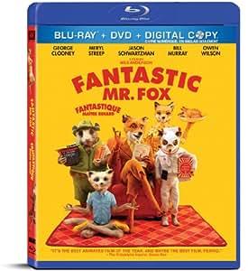 Fantastic Mr. Fox, The [Blu-ray] (Bilingual)