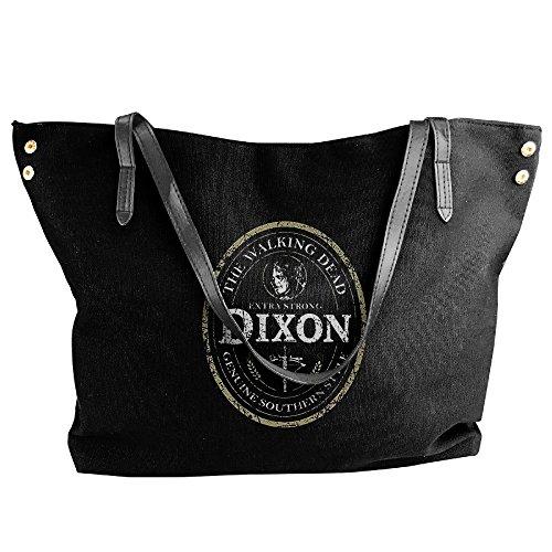 [Daryl Dixon Canvas Top Handle Handbags For Women] (Daryl Dixon Costumes)