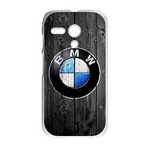 Motorola Moto G Cell Phone Case White BMW HG7630617