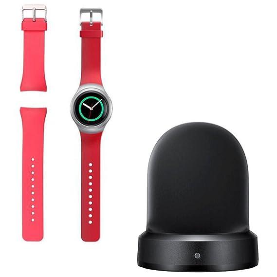 canserin silicona correa de reloj banda para Samsung Galaxy ...