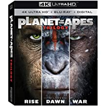 Planet of the Apes 1-3 Trilogy