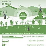 2 Way Radios Camping Accessories, Topsung M880