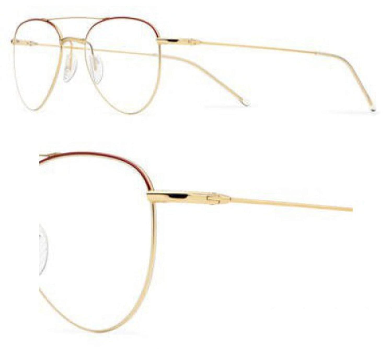Amazon.com: Gafas de sol Safilo Linea 3 0J5G, color dorado ...