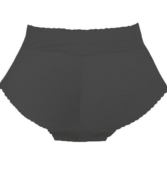 807984c559 SAYFUT Women s Butt Lifter Shapewear Padded Seamless Panty Hip Enhancer  Shaper Bottom Shaping Briefs Po Push