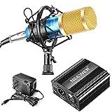 Neewer Juego profesional de micrófono para estudio de transmisión y grabación