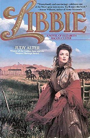 book cover of Libbie